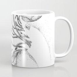 Anatomy Series: Kidney Renal Flowers Coffee Mug