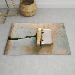 Rusted Sink Rug