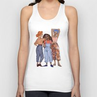 hermione Tank Tops featuring Ginny, Hermione and Tonks by may12324