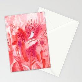 Rare Bird Stationery Cards