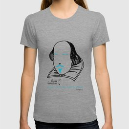 History's Men: William Shakespeare T-shirt