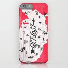 Get Lost Slim Case iPhone 6