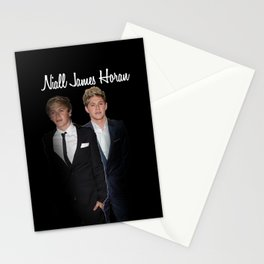 Niall James Horan Stationery Cards