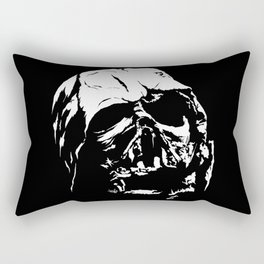 The Dark Side Rectangular Pillow