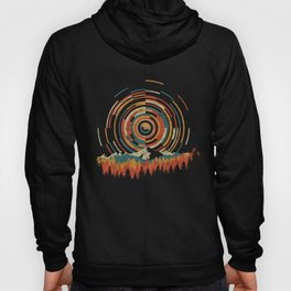 The Geometry of Sunrise Hoody