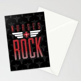 Nurses ROCK Stationery Cards