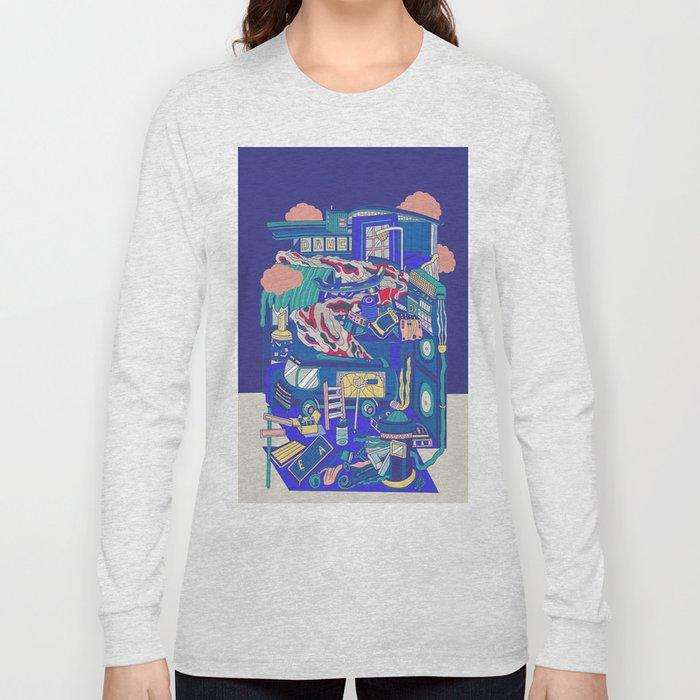 Vice City Long Sleeve T-shirt