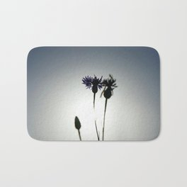 Flower Photography by Alexander Sinn Bath Mat