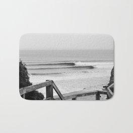 Wave of the day, Bells Beach, Victoria, Australia Bath Mat