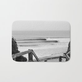 Wave of the day, Bells Beach, Victoria, Australia Bath Mat