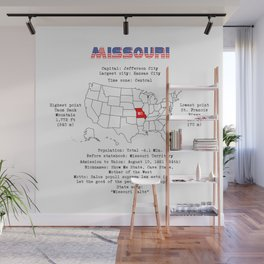 Missouri Wall Mural