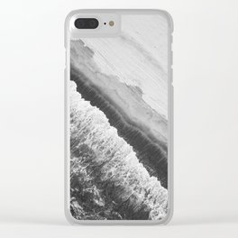 Sea Scape Clear iPhone Case