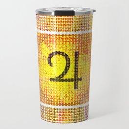 Guru/Surya (Jupiter Sun) Invocation Travel Mug