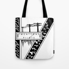 Stay Alive - ToP Tote Bag