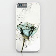rose2 iPhone 6s Slim Case