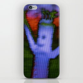 Bend - Glitch iPhone Skin