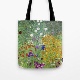 Flower Garden - Gustav Klimt Tote Bag
