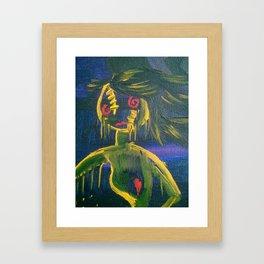 """""""Hermana"""" Framed Art Print"""