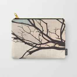 Nature pastel skies Carry-All Pouch