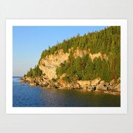 Georgian Bay Country Art Print