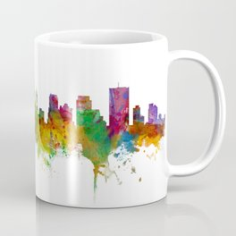 Memphis Tennessee Skyline Coffee Mug