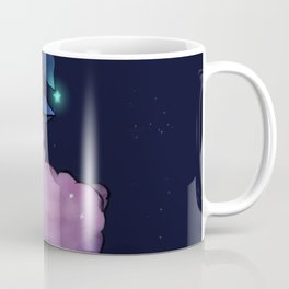 Witch Alpaca Coffee Mug