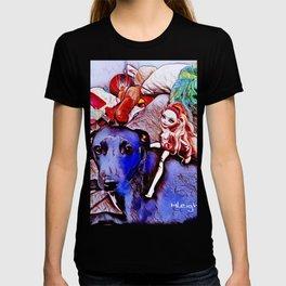 """""""Barbarella's Last Ride"""" T-shirt"""