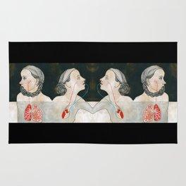 ikizler (twins) Rug