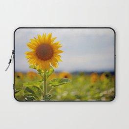 Sonnenblume Laptop Sleeve