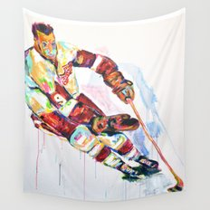 Mr.Hockey Wall Tapestry