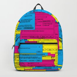 Designer Dialogues AI4 Backpack