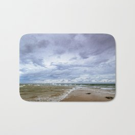 Where Two Oceans Meet Bath Mat