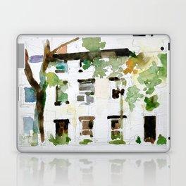 Brownstones and Tree Laptop & iPad Skin