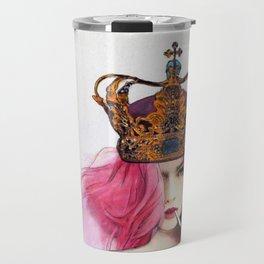 Queen Bitch Travel Mug