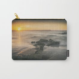 Cabedelo beach in the city of Viana do Castelo, Portugal Carry-All Pouch