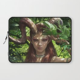 Bariaur In The Forest Laptop Sleeve