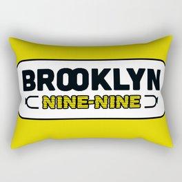 BKLYN 99 cool logo Rectangular Pillow