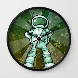 Secret Powers Wall Clock