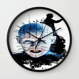 Pinhead: Monster Madness Series  Wall Clock