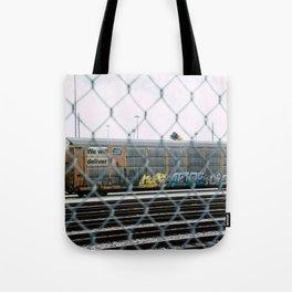 Chain Linked Tote Bag