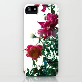 Tennessee Flowers  iPhone Case