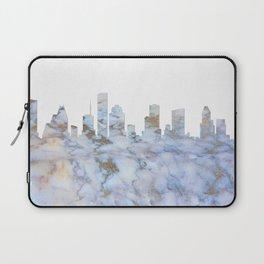 Houston Texas Skyline Laptop Sleeve