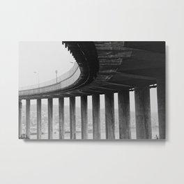 Tromsø bridge 1 Metal Print