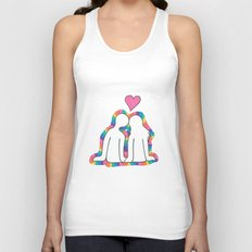 Valentines Day! Unisex Tank Top