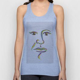 Colorful Unisex Tank Top