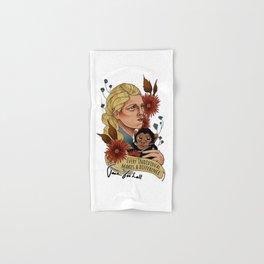 Jane Goodall Hand & Bath Towel