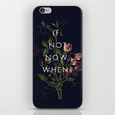 The Theory of Self-Actualization III iPhone Skin