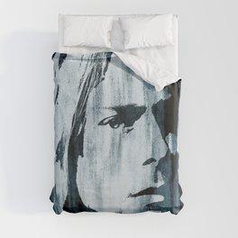 Kurt# Cobain#Nirvana Duvet Cover