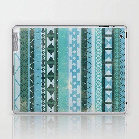 Native Spirit (cool version) Laptop & iPad Skin