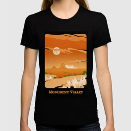 Monument Moon T-shirt